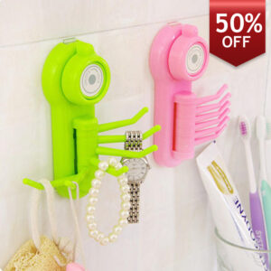 Powerful Suction Cup Hook
