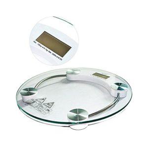 Digital Personal Bathroom Weighing Scale 180kg