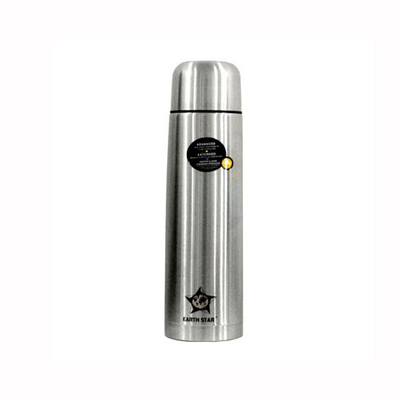 Earth Star Stainless Steel Vacuum Flask