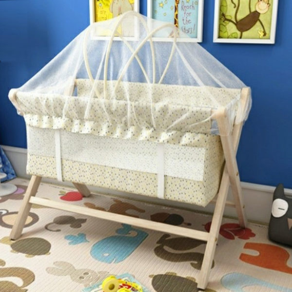 Baby-Foldable-cradle-cot