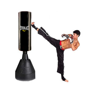 Everlast-Free-Standing-Boxing-Punching-Bag-Stand-MMA-Kick-Martial-Art-Training