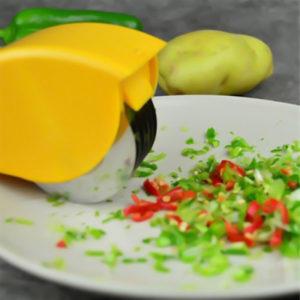 Kitchen-herb-mincer-slicer
