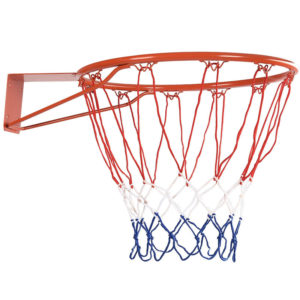 Wall-mounted-hanging-basketball-net.