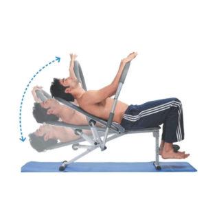 Ab King Pro Gym Fitness Workout Machine