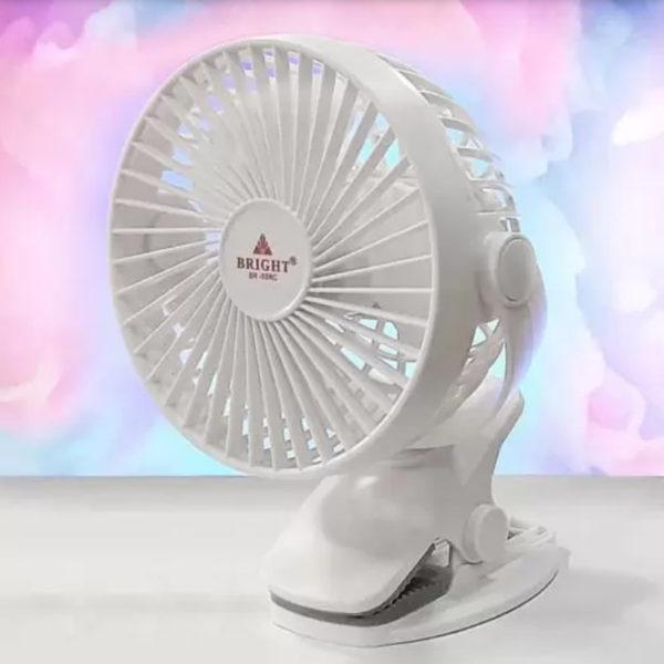 Bright-Rechargeable-Mini-Fan