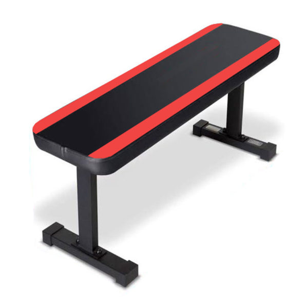 Gym-Workout-Fitness-Flat-Bench