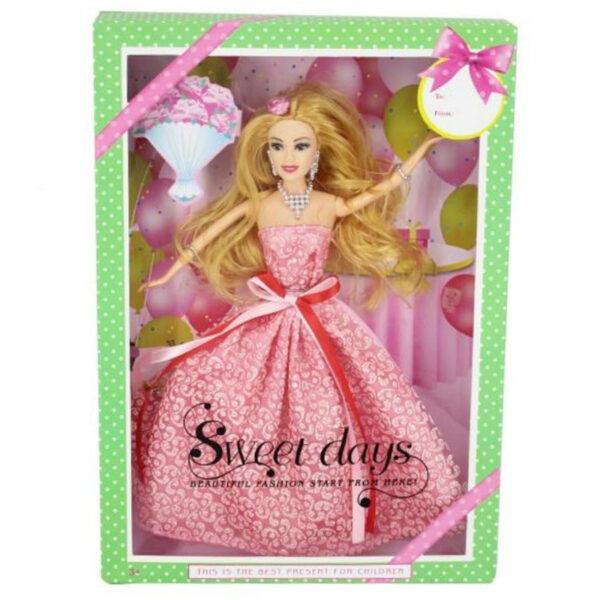 Fashion-Beautiful-Kids-Playing-Barbie-Doll-C020.