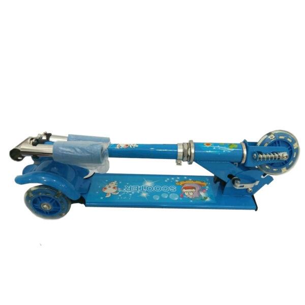 Kids-Foldable-3-Wheel-Scooter
