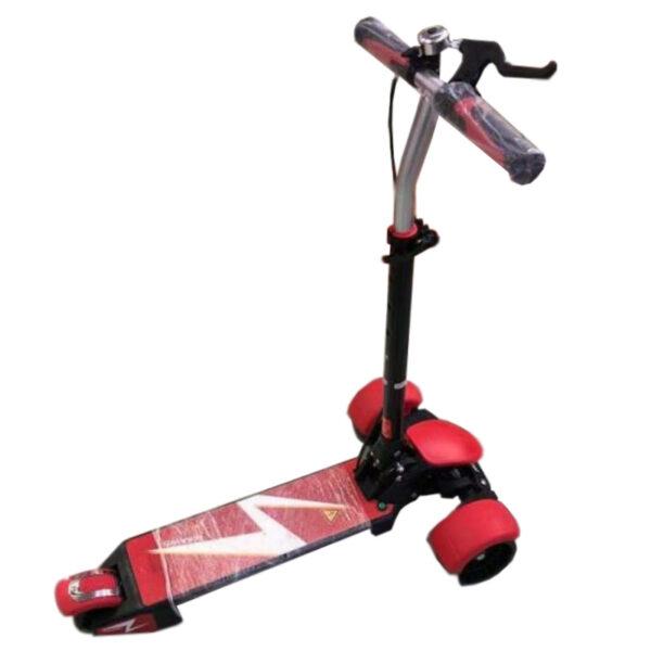 Kids-Scooter-With-Handbrake.