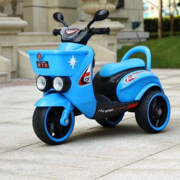 Rechargeable-Kids-Ride-On-3-Wheel-Mini-Motor-Cycle