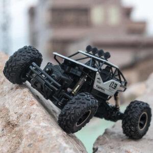 4WD-Electric-RC-Car-Rock-Crawler-Remote-Control-kids-Toy-Car