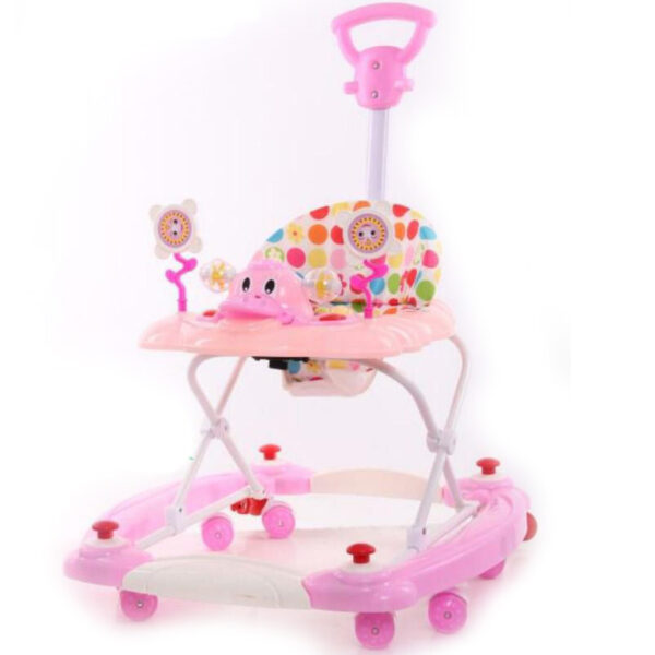 Baby-Walker-with-Push-handle
