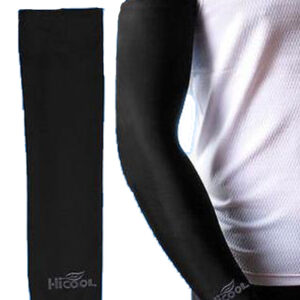 HiCool UV Sun Protection Cooling Arm Sleeves