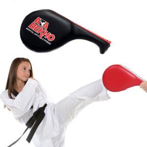 Boxing Karate Training Target PU Sponge  Kick Punching Paddle