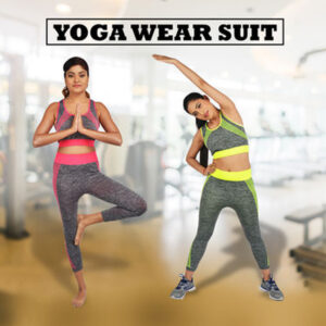 Yoga Fitness Wear Slimming Suit