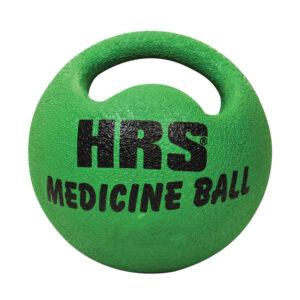 5Kg HRS Rubber Single Handle Medicine Ball