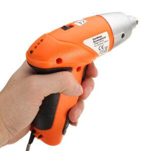 45pcs Cordless Hand Tool Screwdriver Set