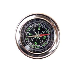 Stainless Steel Pocket Compass