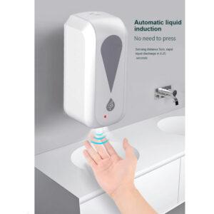 Intelligent Induction Hand Sanitizer Soap Dispenser Machine