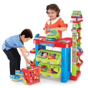 Kids Shopping Super Market Toy Set