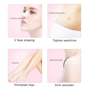 Multifunction Skin Tightening Solar Current 3D Massager