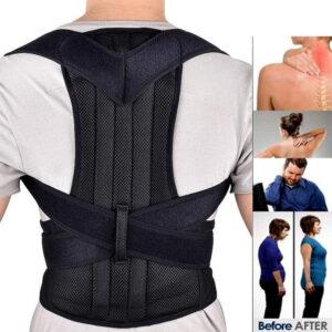 Unisex Back Pain Relief Back Brace Support Belt