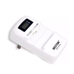 BESTON Universal Digital Camera and Phone Battery Charger with Digital LCD - BST M105U