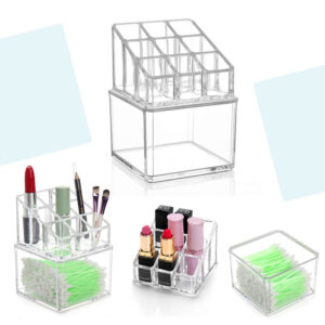 Makeup Lipstick Cosmetics Organizer