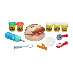 Play Doh Doctor Drill N Fill Kids Dental Play Set