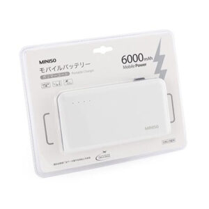 Power Bank 6000mAh For All Mobile
