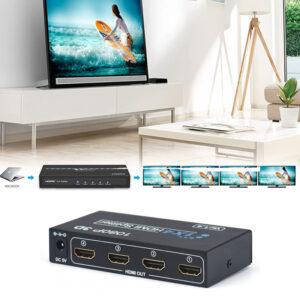 1080p 3D HDMI Splitter 1 x 4