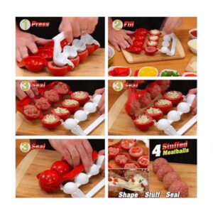 Mighty Meat Balls Maker