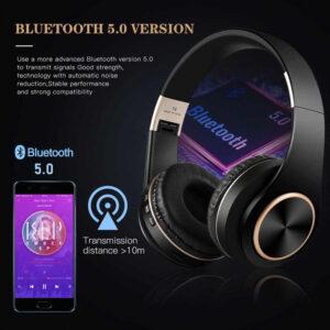 T8 Wireless Bluetooth Headphones