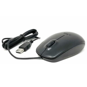 Dell Laptop Computer USB Optical Wheel Mouse -MS111